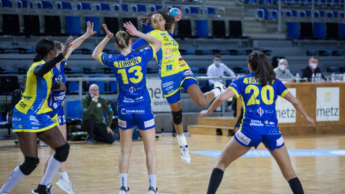 Metz Handball – Bourg de Péage – 13012021 – Sajka – MH (4)