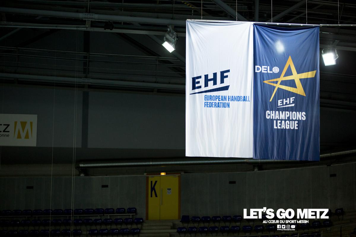 Metz Handball – FTC Rail Cargo – 24012021 – EHF Champions League – MH