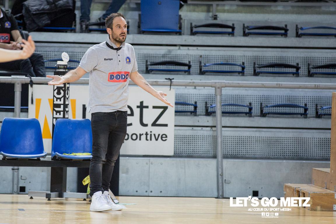Metz Handball – Plan de Cuques – 03012021 – Mayonnade – MH
