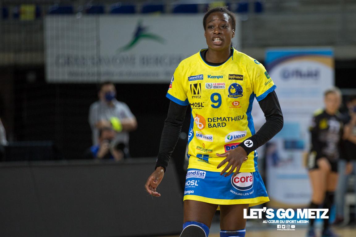 Metz Handball – Plan de Cuques – 03012021 – Ngouan – MH