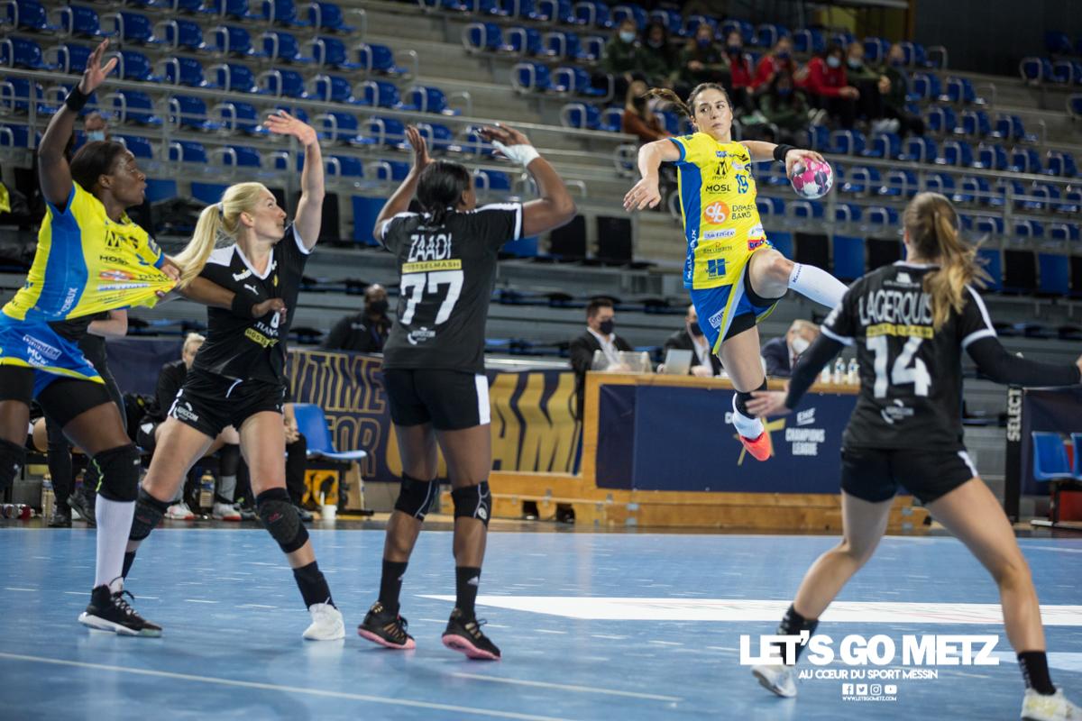 Metz Handball – Rostov – 10012021 – Burgaard – MH (2)