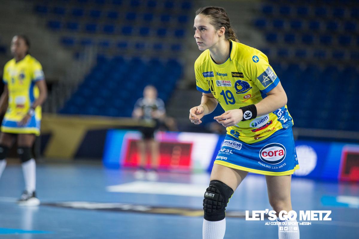 Metz Handball – Rostov – 10012021 – Burgaard – MH (3)