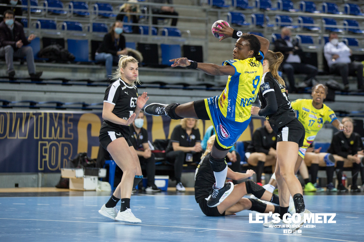 Metz Handball – Rostov – 10012021 – N'Gouan – MH (2)