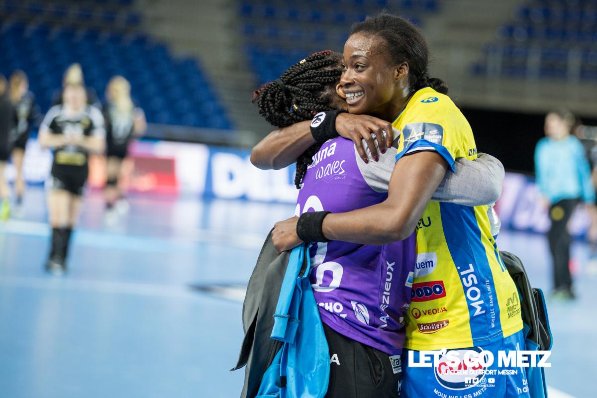Metz Handball – Rostov – 10012021 – Sako N'Gouan – MH