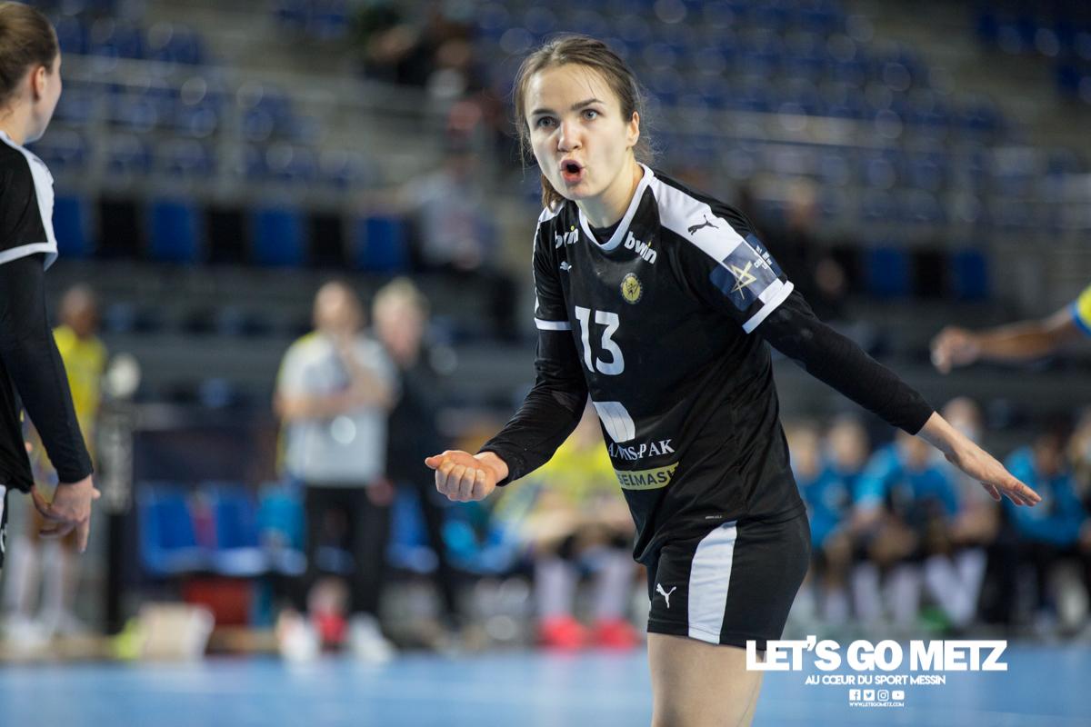 Metz Handball – Rostov – 10012021 – Vyakhireva – MH
