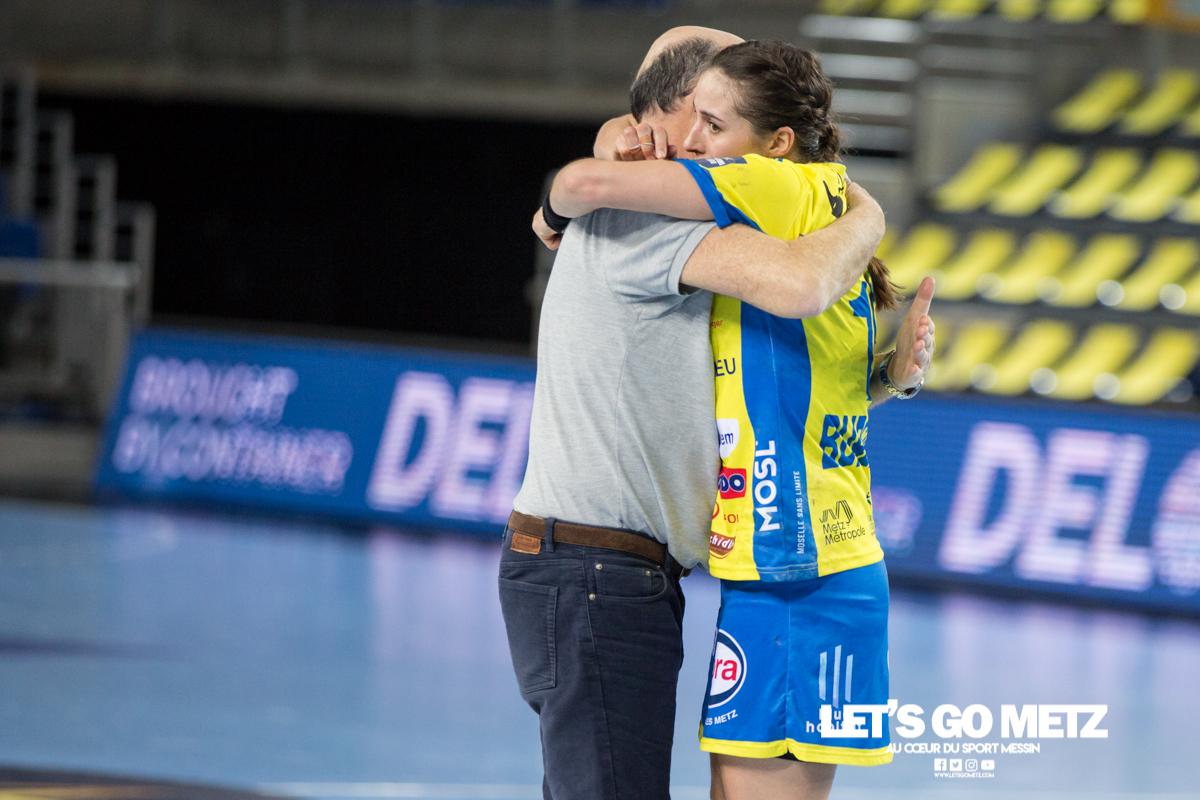Metz Handball – Rostov – 10012021 – Weizman Burgaard – MH