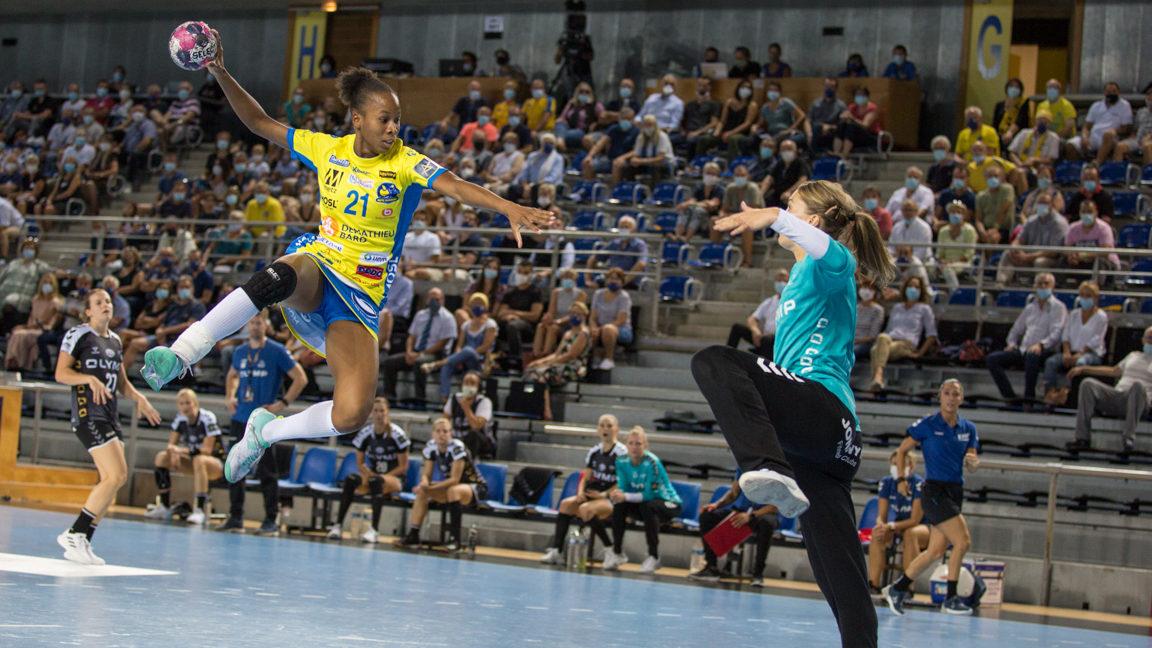 Metz Handball – Bietigheim – 21092020 – L Kanor – MH