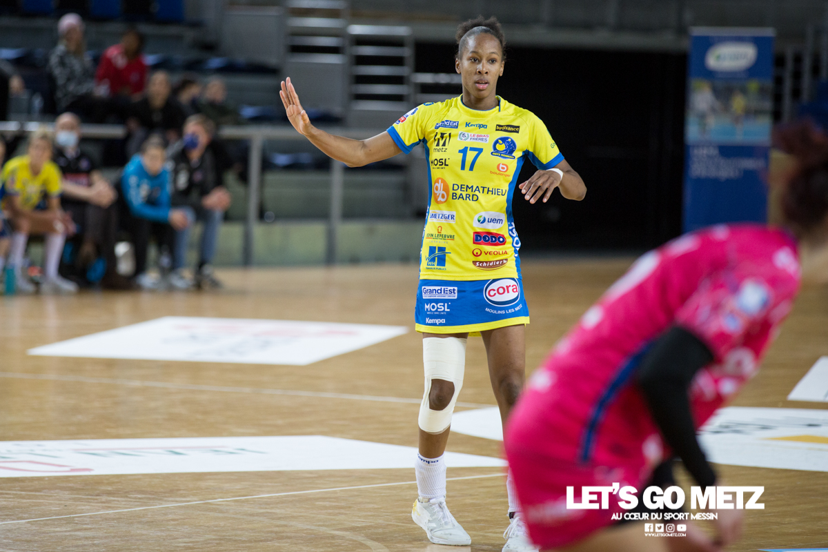 Metz Handball – Mérignac – 11022021 – O Kanor – MH