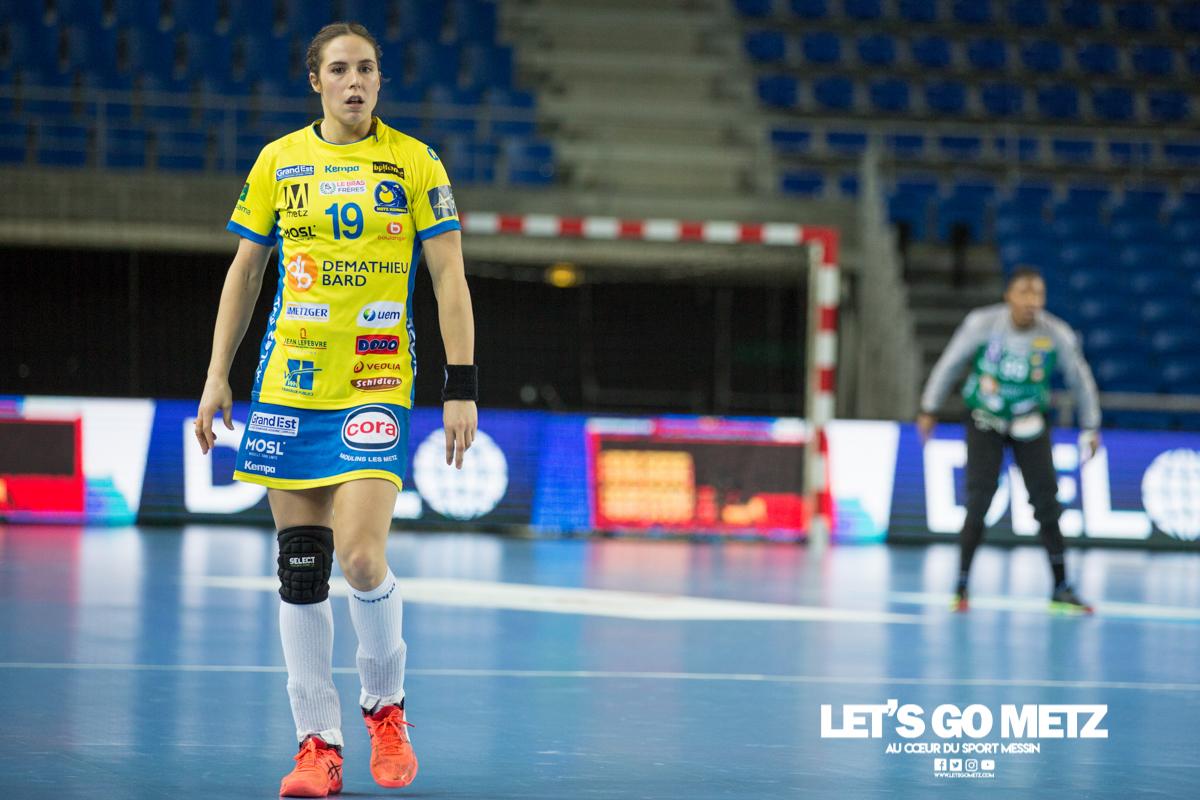 Metz Handball – Vipers Kristiansand – 03022021 – Burgaard – MH
