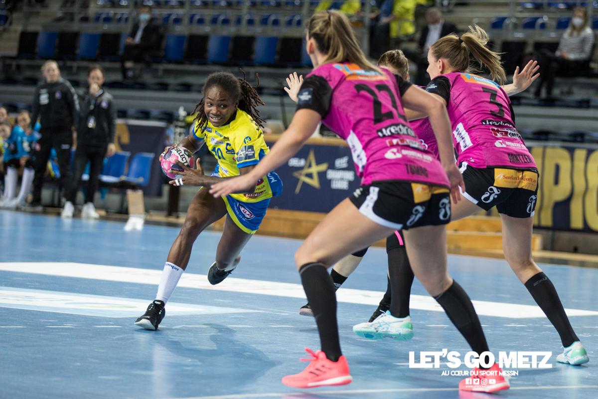 Metz Handball – Vipers Kristiansand – 03022021 – Nocandy – MH (2)