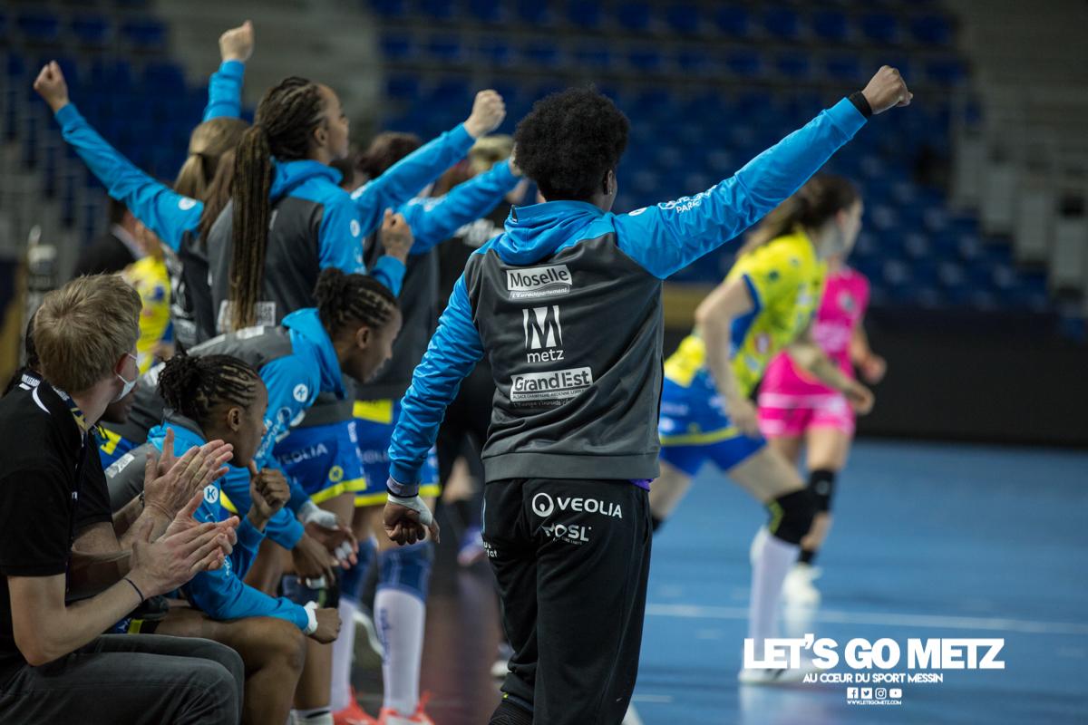 Metz Handball – Brest – 10042021 – Equipe – MH (2)