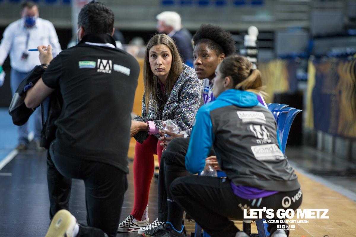 Metz Handball – Brest – 10042021 – Kapitanovic Sako Eckerle – MH