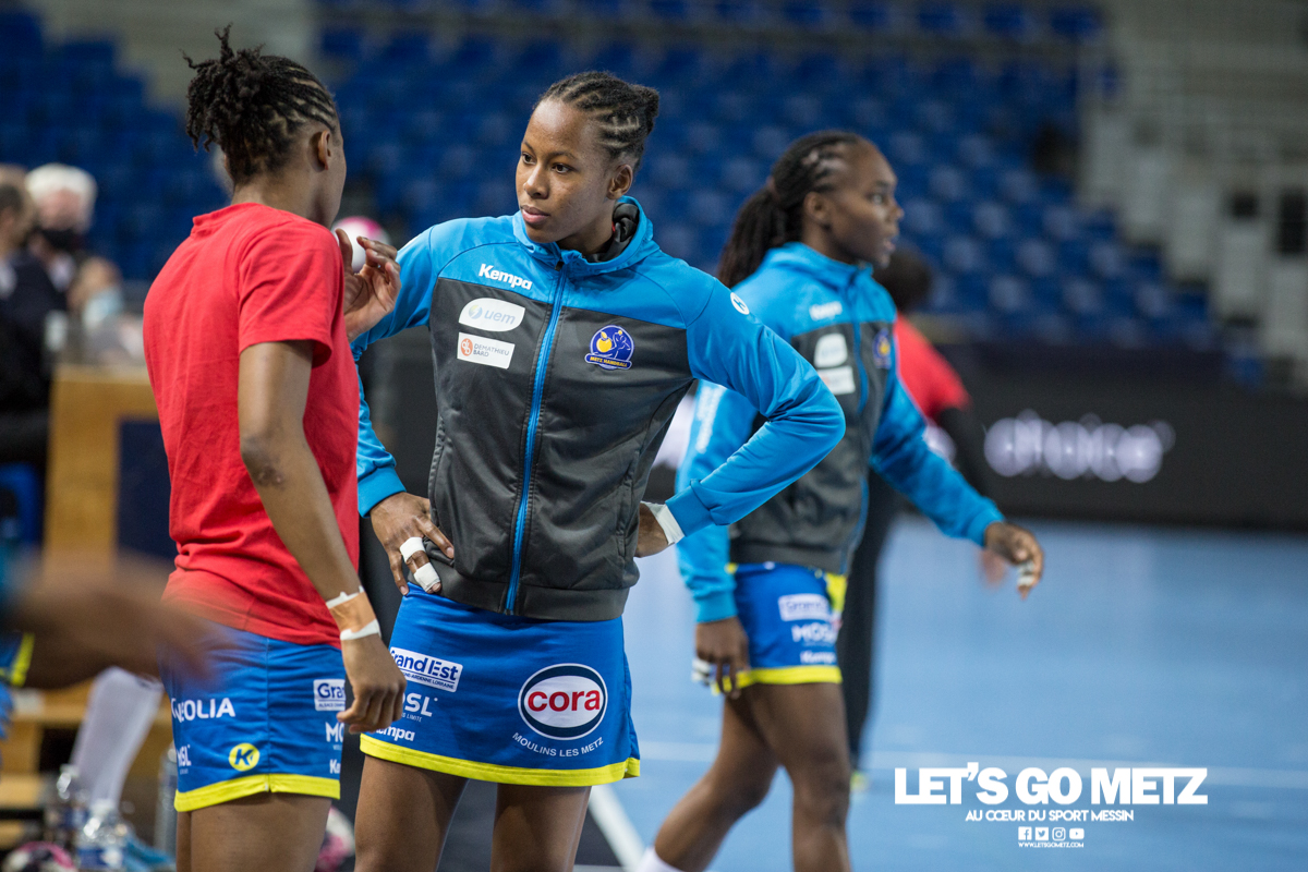 Metz Handball – Brest – 10042021 – L et O Kanor – MH