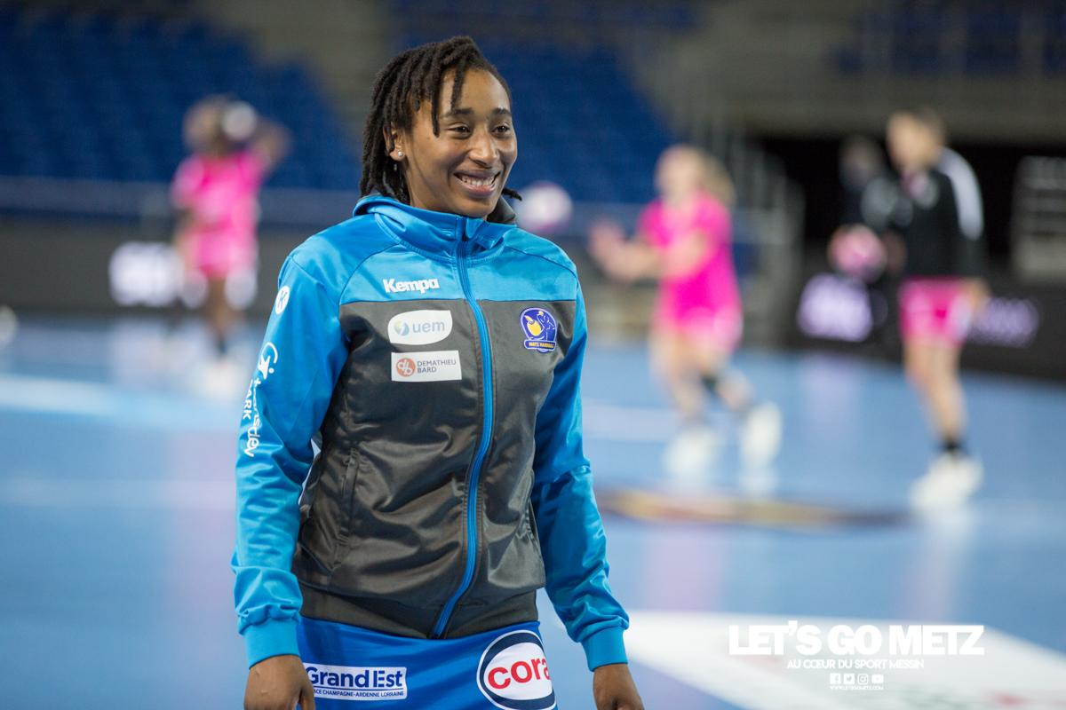 Metz Handball – Brest – 10042021 – Luciano – MH
