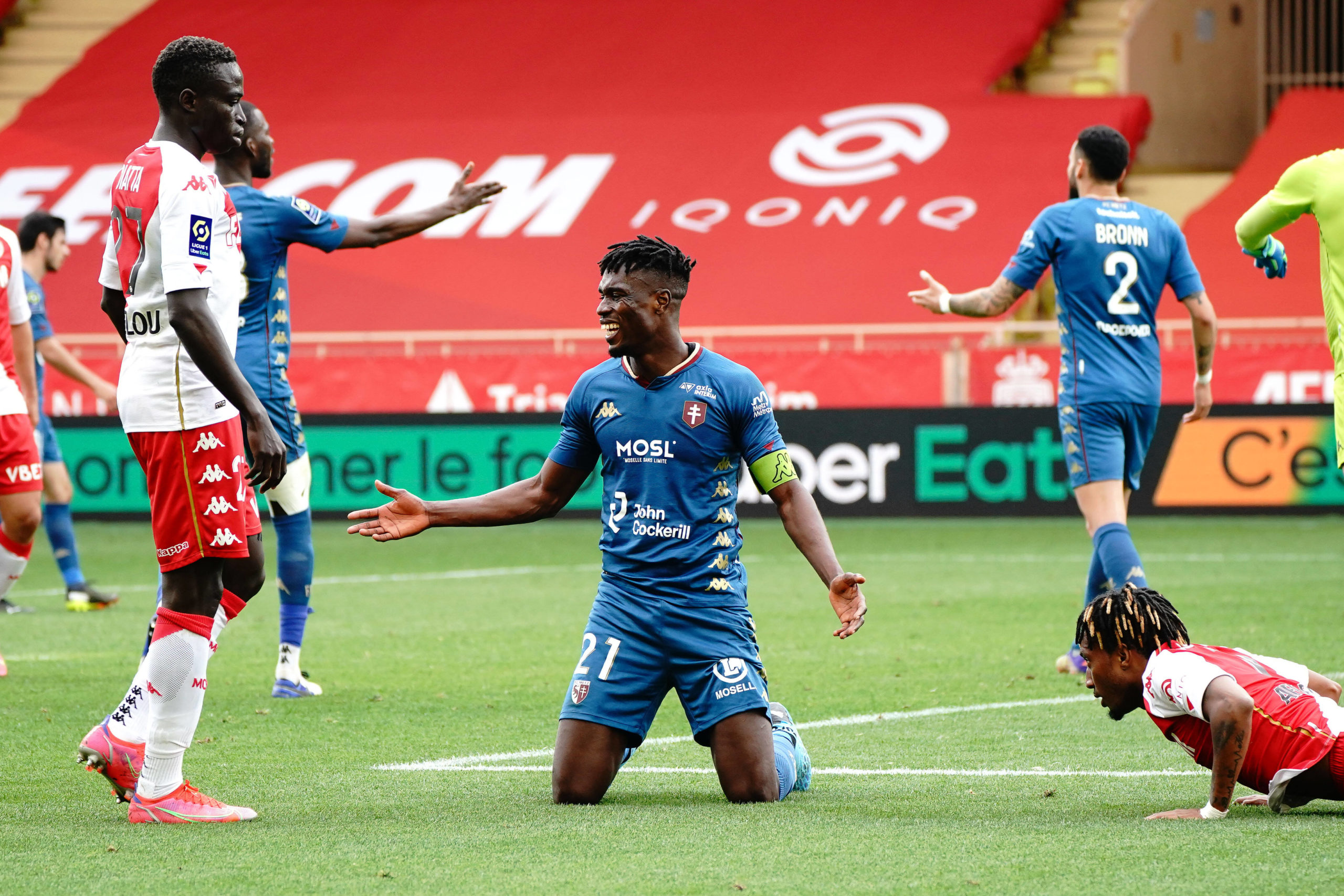 John Boye quitte le FC Metz après trois saison en grenat.