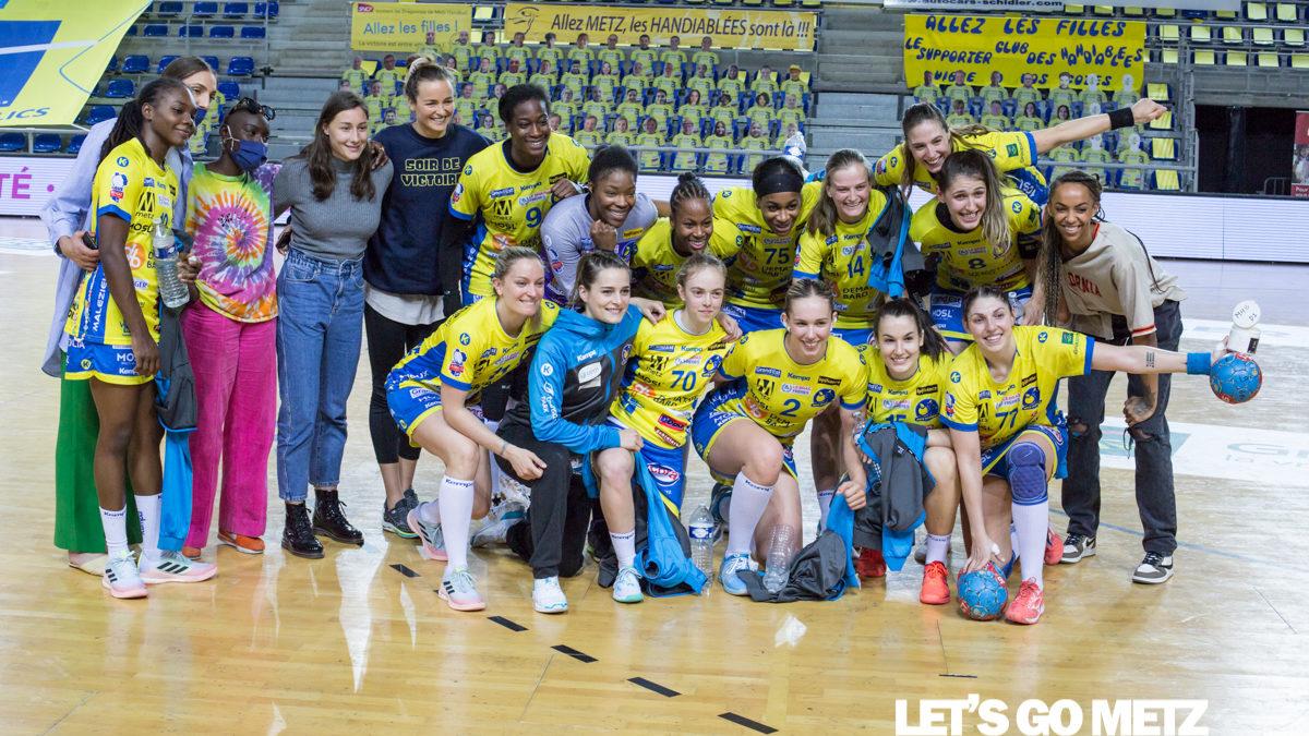 Metz Handball – Chambray – 02052021 – Équipe – MH (2)