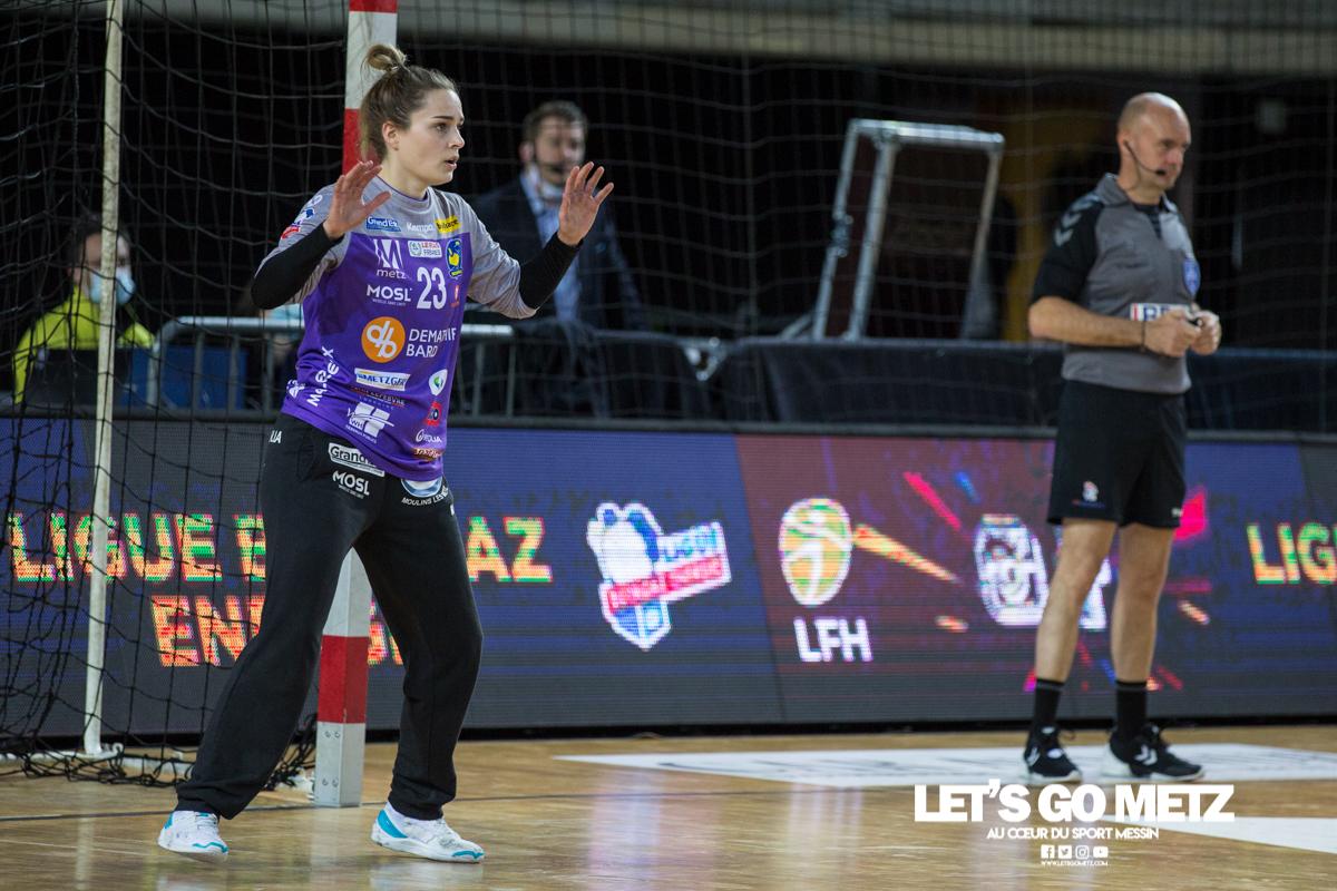 Metz Handball – Nantes – 05052021 – Eckerle – MH