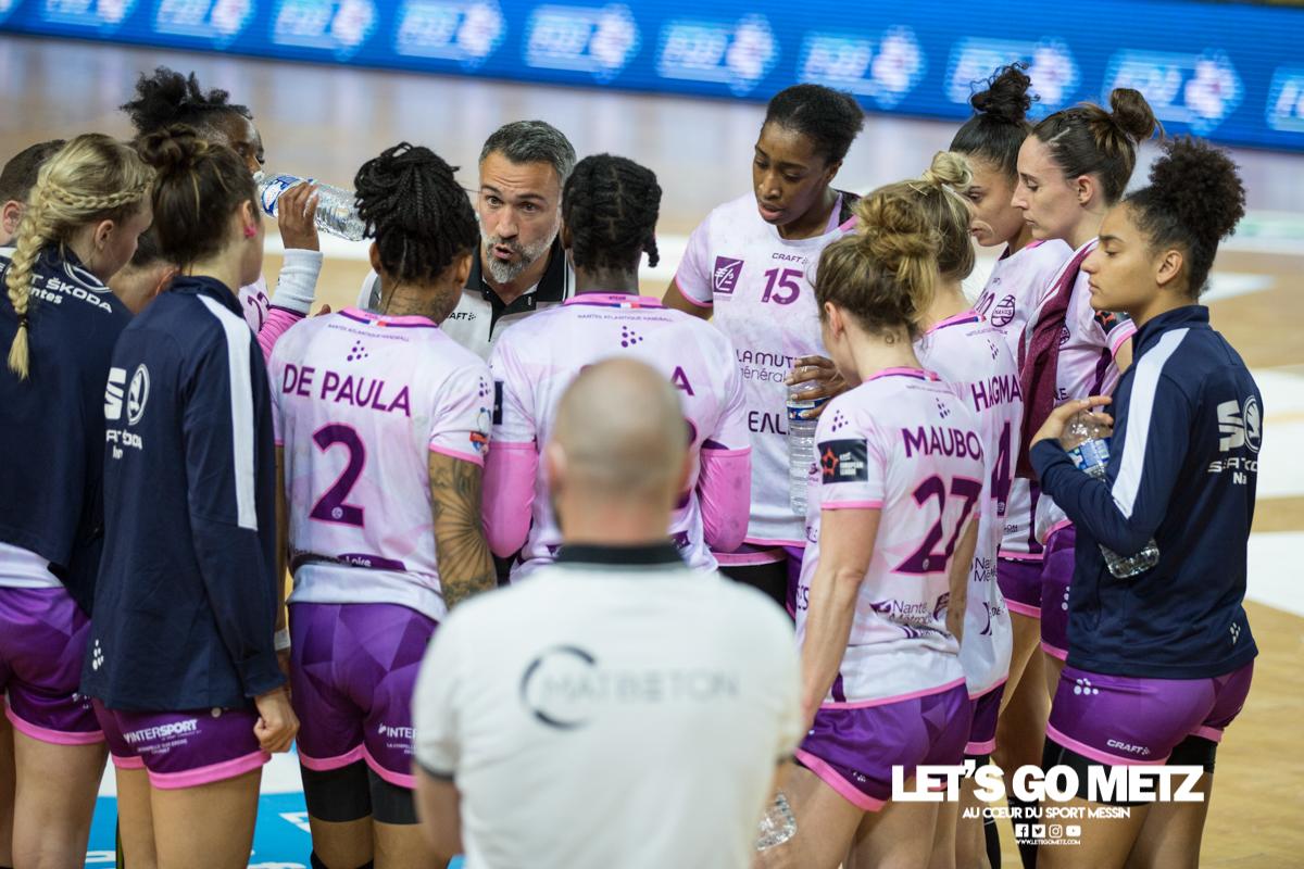 Metz Handball – Nantes – 05052021 – Équipe Nantes – MH (2)