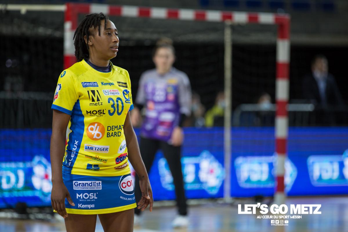 Metz Handball – Nantes – 05052021 – Luciano – MH