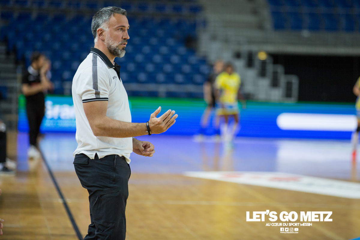 Metz Handball – Nantes – 05052021 – Saurina – MH